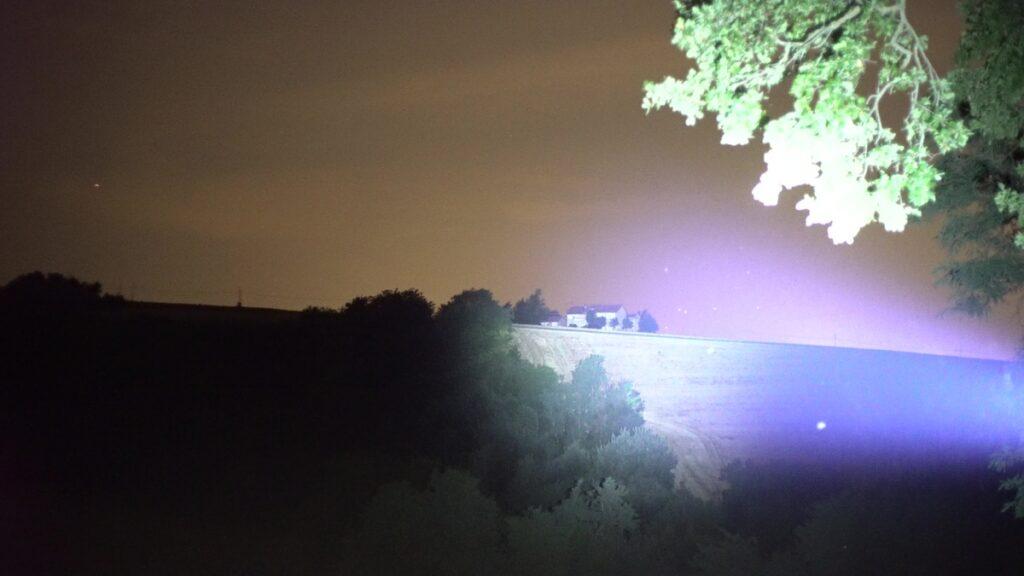 Torcia 3000 lumens