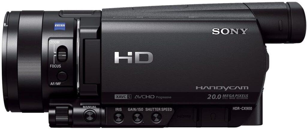 videocamera sony per visione notturna infrarosso (nightshot)
